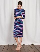 Boden Ruched Waist Dress