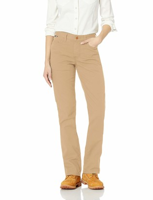 Carhartt Petite Flame Resistant Womens Rugged Flex Canvas Pant