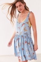 Kimchi & Blue Kimchi Blue Shirley Tie-Shoulder Babydoll Dress