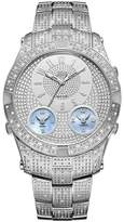 JBW Men's Jet Setter III Diamond Watch, 46mm - 3.0 ctw