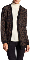 Painted Threads Leopard Print Cardigan