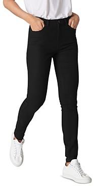 Whistles Skinny Jeans in Black