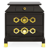 Jonathan Adler Turner Pagoda Side Table
