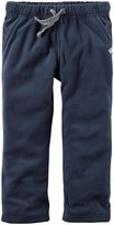 Carter's Fleece Active Pants (Toddler/Kid) - Heather - 4T