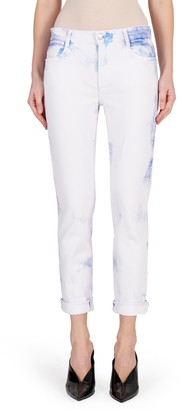 Stella McCartney Stretch Organic Cotton Ankle Jeans