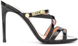 Moschino Strappy Mules
