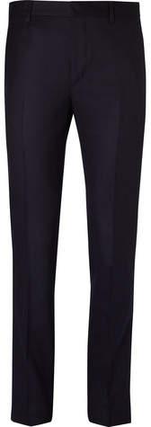 Prada Slim-Fit Super 120s Wool-Flannel Trousers