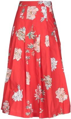 Paul & Joe 3/4 length skirts