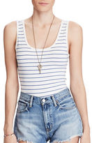 Denim & Supply Ralph Lauren Sleeveless Jersey Bodysuit