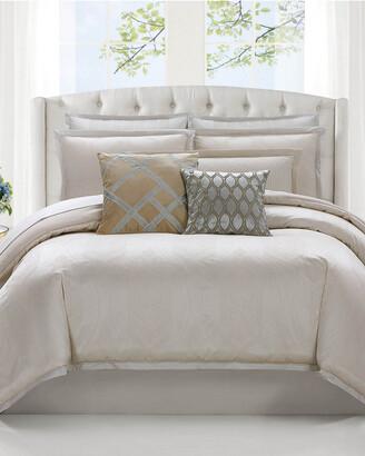 Charisma Tristano Woven Jacquard Comforter Set