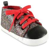 Baby Vision BabyVision® Luvable Friends® Size 6-12M Sparkly Sneaker in Multicolor