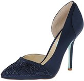 Betsey Johnson Blue by Women's SB-Band Dress Pump