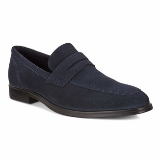 Ecco Men's Queenstown Penny Loafer Dress Oxford