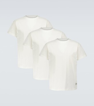 Jil Sander 3-pack short-sleeved T-shirts