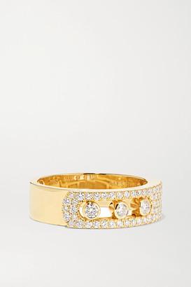 Messika Move Noa 18-karat Gold Diamond Ring