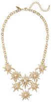 New York & Co. Starburst Bib Necklace