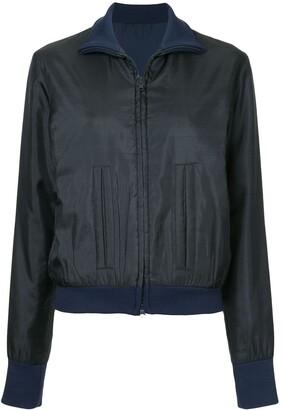Yohji Yamamoto Pre-Owned Yohji Love You bomber jacket