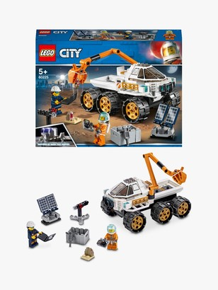 Lego City 60225 Rover Testing Drive Space Vehicle