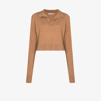 Reformation Cashmere Sweater
