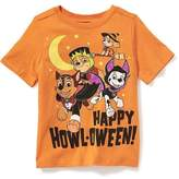 "Old Navy Paw Patrol ""Happy Howl-oween!"" Tee for Toddler Boys"