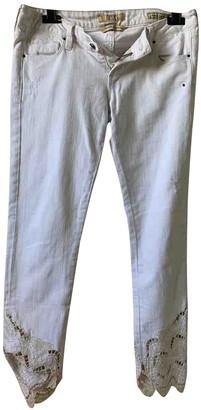 GUESS Beige Denim - Jeans Jeans for Women