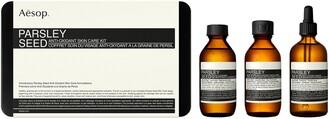 Aesop Parsley Seed Anti-Oxidant Skin Care Set