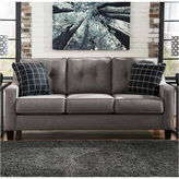Signature Design by Ashley Brindon Queen Sleeper Sofa