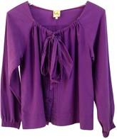 Paul Smith Purple Cotton Top for Women