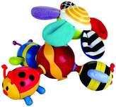 Nuby 534934 Twisty Bugs Teether
