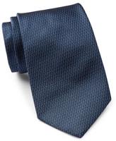 HUGO BOSS Solid Pattern Silk Tie