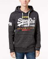 Superdry Men's Premium Goods Logo-Print Hoodie