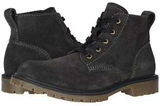 Frye And Co. AND CO. Ranger Chukka (Dark Brown Waxed Pull Up Leather) Men's Boots