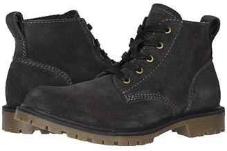 Frye Ranger Chukka (Smoke Waxed Suede) Men's Boots