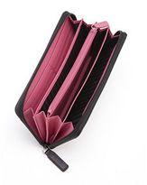 Royce Leather Fan Wallet