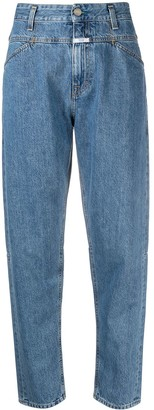 Closed Tapered Loose-Fit Jeans