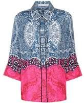 Mary Katrantzou Silk shirt