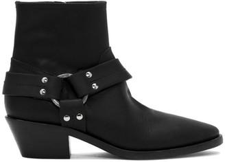 Golden Goose Black Bretagne Boots