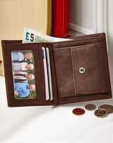 Fashion World Executive Brown Football Wallet