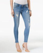 KUT from the Kloth Connie Distressed Knowing Wash Skinny Jeans