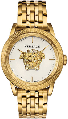 Versace Men's 43mm Palazzo Empire Watch, Gold