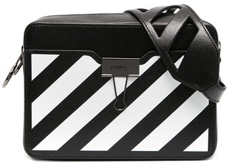 Off-White Diag-print belt bag