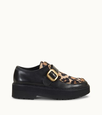 Tod's Monk Strap in Leather