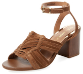 Ava & Aiden Strappy Leather Sandal