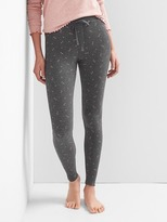 Gap Logo ribbed sleep leggings