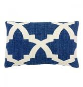 Mela Artisans Bali In Indigo Decorative Pillow, Small