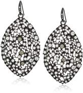 ABS by Allen Schwartz Navette Drop Earrings