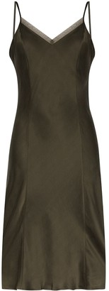 ST. AGNI Anouk slip dress