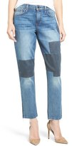 Joe's Jeans Women's Collector's - Ex-Lover Crop Straight Leg Boyfriend Jeans