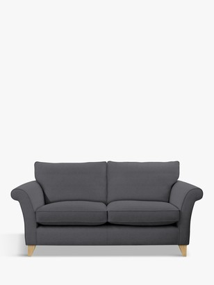 John Lewis & Partners Charlotte Large 3 Seater Sofa, Light Leg