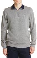 Lacoste Quarter-Zip Lightweight Sweatshirt